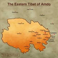Tibetan Plateau Map Himalayan Plateau Tibet Tibet Travel Information Tibet Facts