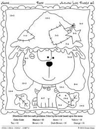 addition addition worksheets with coloring free math
