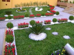 Ideas Garden Garden Design Ideas With Pebbles