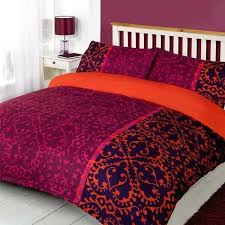 Argos King Size Duvet Cover Exciting Red Snowflake Bedding 97 On Duvet Cover With Red