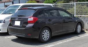 subaru midnight file subaru impreza sport 1 6i awd rear jpg wikimedia commons