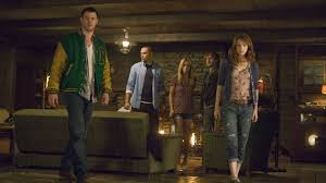 twitching banshee spirit halloween halloween movie countdown day six the cabin in the woods 2012