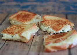 Cottage Cheese Dishes by White Pizza Grilled Cheese Kitchen Treaty