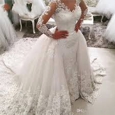 Wedding Dress Websites Middle East 2017 Lace Wedding Dresses Mermaid Bridal Gowns Lace