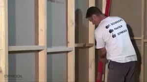 installing gyprock plasterboard plasterboard walls and ceilings