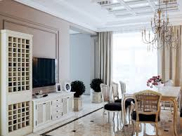 20 small design ideas for your dining room calm interior of the dining room with elements of different european design styles looks fresh and