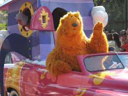 images for u003e bear in the big blue house cartoons pinterest