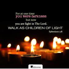 light in the darkness verse monday 18th july children of light st joseph s catholic high