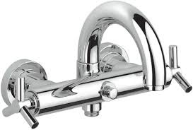 grohe atrio wall bath shower mixer tap 25010 25010000