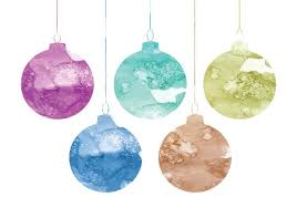 vector watercolor ornaments free vector