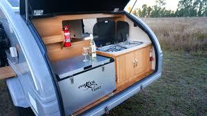 Retro Teardrop Camper Tucana Teardrop Camper 2017 Stonegate Industries
