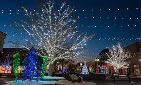 mini lights for christmas village mini led string lights village lighting company