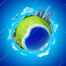 house planet mini planet concept u2014 stock photo sellingpix 31418905