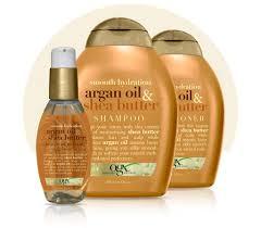 my hair is craving argan oil u0026 shea butter shampoo from ogxbeauty