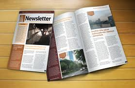 indesign newsletter template free download in design brochure