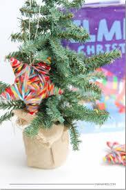 10 days of a kid made christmas elmer ornament