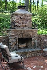 Building An Outdoor Brick Fireplace by Diy Outdoor Brick Oven Fireplace Design Ideas Kits Uk