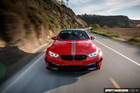 red bmw m4 what is a tuner car the boden autohaus bmw m4 speedhunters