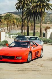 pink chrome ferrari 1993 ferrari 348ts serie speciale u2022 petrolicious