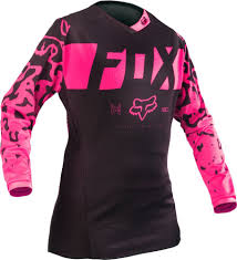 fox racing motocross gear 27 95 fox racing youth girls 180 jersey 235515