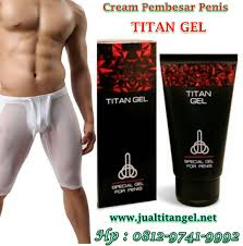 cara menghindari produk titan gel palsu