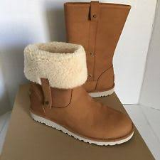 ugg s darcie boot womens leather ugg boots ebay