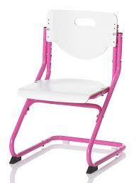 Kettler Schreibtisch Kettler Stuhl Chair Plus White 06725 690 Pink Weiß