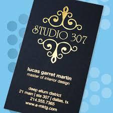 Business Cards Foil Gold Foil Business Cards Online Printing Wes Tex