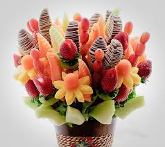 22 best fruit baskets images on fruit arrangements