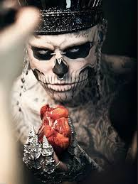imagenes de calaveras hombres maquillaje zombie hombre elegant maquillaje halloween del hombre