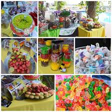 candy buffet candy table