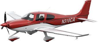 cirrus aircraft exteriors