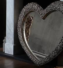 22 warm heart shaped decor accessories and home accents