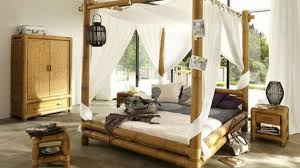 le lit en bambou authenticité et touche archzine fr