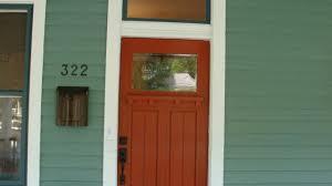 burnt ornage front door exterior paint schemes art of graphics