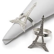 eiffel tower table decorating ideas endearing image of silver metallic eiffel tower