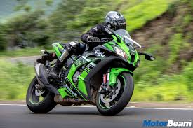 kawasaki ninja zx 10r motorbeam indian car bike news review
