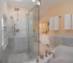 Carrara Marble Tile Bathroom Ideas Kirsty Froelich Hampton - Carrara marble bathroom designs