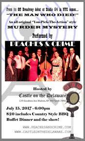 peaches u0026 crime castle on the delaware