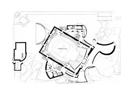disney concert hall floor plan gallery of ad classics walt disney concert hall frank gehry 25