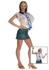 women u0027s wet t shirt costume womens funny costumes