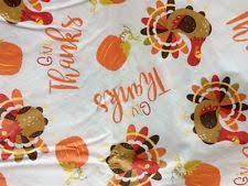thanksgiving vinyl tablecloth autumn fall give thanks 52 x 90