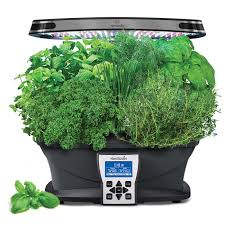 amazon com aerogarden ultra led with gourmet herb seed pod kit