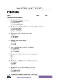 mexico city question and answer worksheet pdf page image