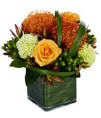 Small Square Vases Florist Delivery Local Flower Delivery