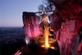 rock city u0027s enchanted garden of lights returns with joy magic and