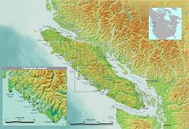 Map Vancouver Canada by Clayoquot Sound Wikipedia
