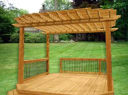 Aluminum Pergola Kits by Main Things To Consider In Pergola Planning Waterloo Structures