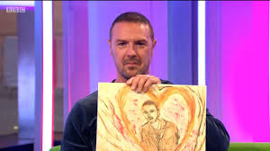 does paddy mcguiness use hair products paddy mcguinness moved to tears on the one show during emotional