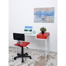 bureau cdiscount soldes 2016 bureau droit 100 x 50 cm blanc à 14 99